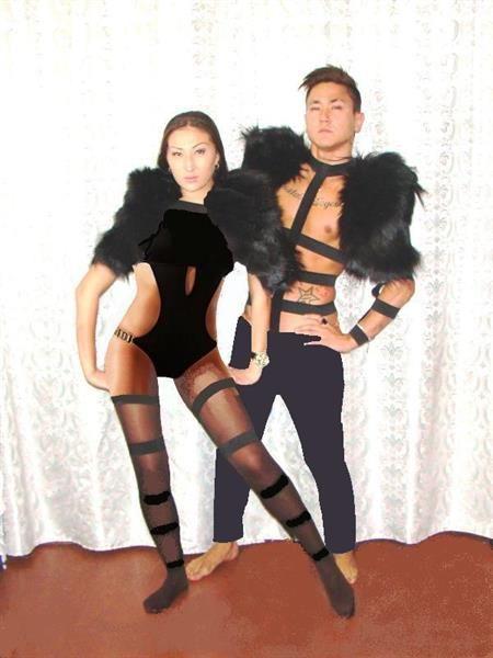 Мужские костюмы для клубных танцев
