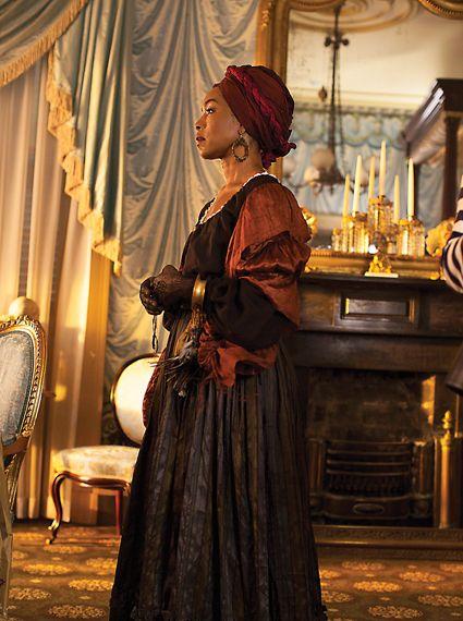 American Horror Story Spain: Angela Bassett volverá en la ...  |Angela Bassett American Horror Story Hair
