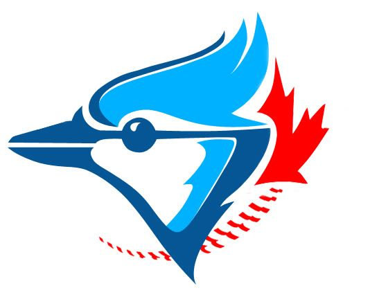 toronto bluejays New Logo | mine was an edit on what another poster did. i narrowed the beak.