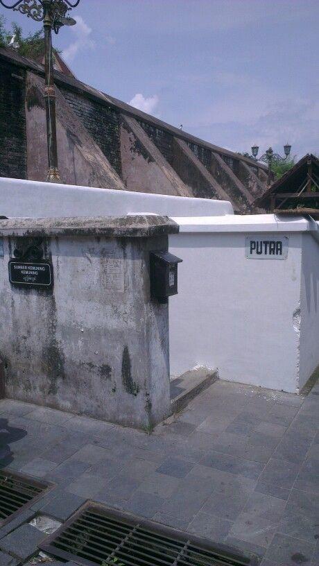Public baths Yogja