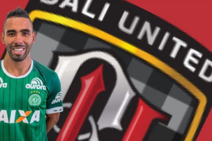Bali United Rekrut Bek Anyar Asal Brasil