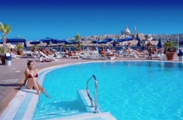 Fortina Spa Vacation Resort is located in Sliema, Malta Island.  Been there? Go to timeshareadvisor.com and be entered for a chance to win an iPad Mini! #MothersDay