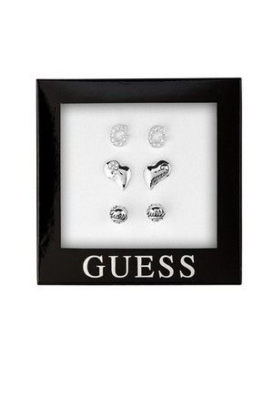 ADEREZO ACERO GUESS STYLE