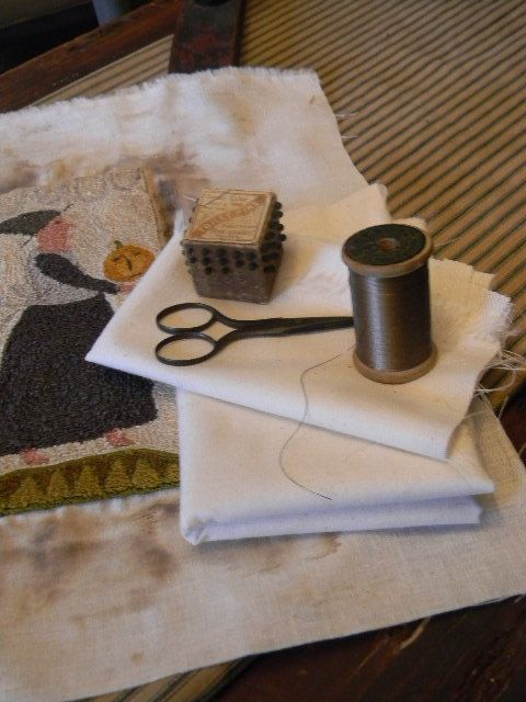 PRIMITIVE Weavers Cloth for your Punch Needle/Needle Punching Needs - from Notforgotten Farm on Etsy, $5.99