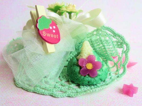 Mini bombe da bagno fai da te 3 in 1 alla mela verde - EdenStyleMagazine.it - Cosmetici fai da te e creatività