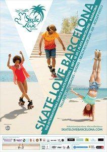 "Crida de voluntaris pel Festival Internacional ""Skate Love Barcelona"" 18-20 setembre"