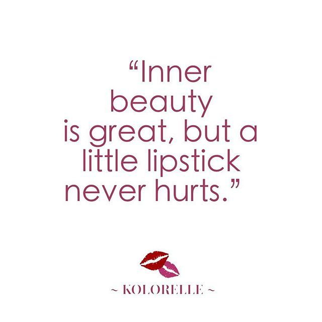 Red Lipstick Quotes