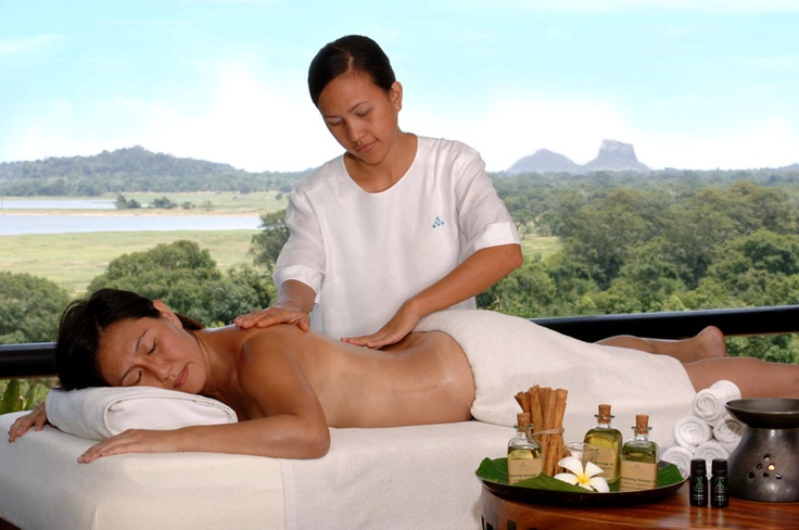 Relax and rejuvenate at the Six Senses Spa at Heritance Kandalama