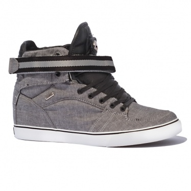Osiris High Top Gray