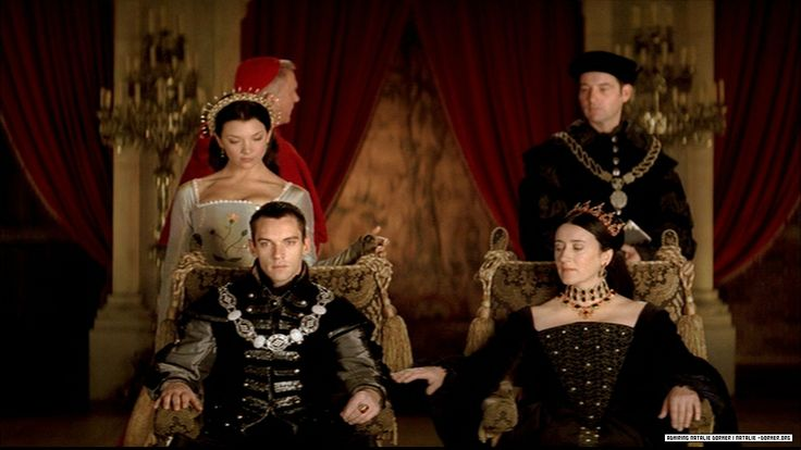 The Tudors Series 1 Credits - Natalie Dormer as Anne Boleyn Image ...