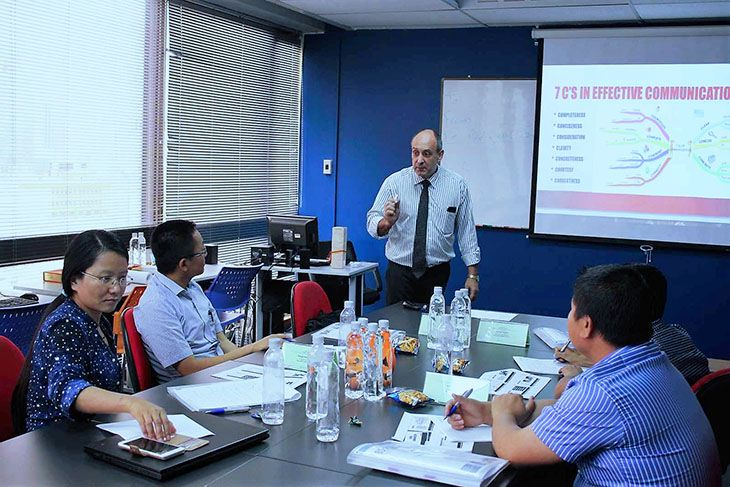 Find out all you need to know about our Business Communication for Success Short Training here at BSM Thailand, Validated By College of Birmingham & COB School of Business.
