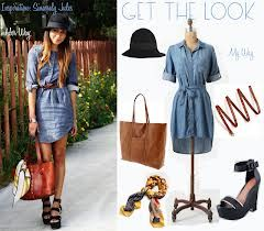 how to dress like her