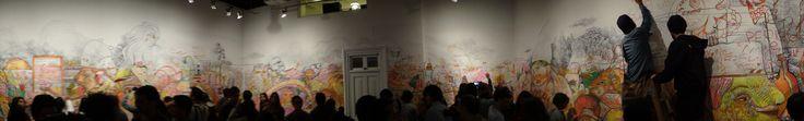 Noche en Blanco (Mayo 2013) Domingo - Laboratorio Creativo (Barranco, Lima)