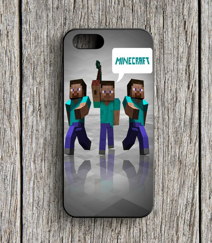 Three Minecraft Game iPhone 5 | 5S Case