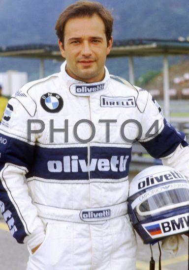 Elio de Angelis (ITA) Brabham BT55 Bmw