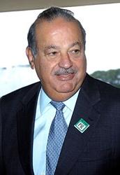 Carlos Slim Helu   $74 billion