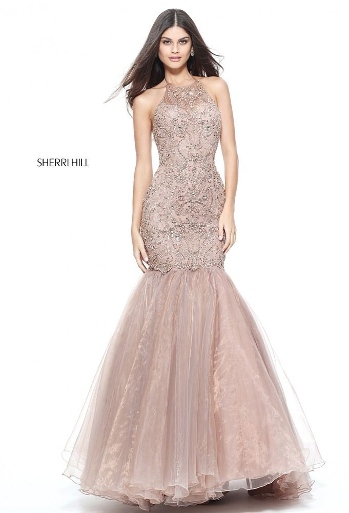 13 best Sherri Hill Prom 2k18 images on Pinterest | Evening gowns, Formal  dresses and Evening dresses