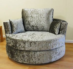 SILVER-GLITZ-SWIVEL-CHAIR-Luxury-Crushed-Velvet-Buy-direct-from-factory