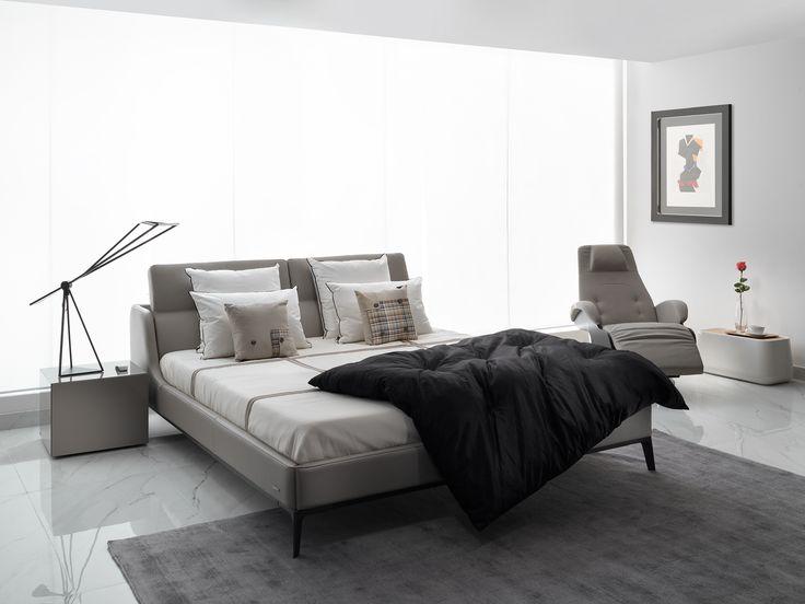 roche bobois new delhi india ellica bedroom showroom display - Roche Bobois Bedroom Furniture