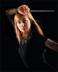 Mélanie Léonard: Resident Conductor, 2009 - 2012; Associate Conductor: 2012/2013 Season