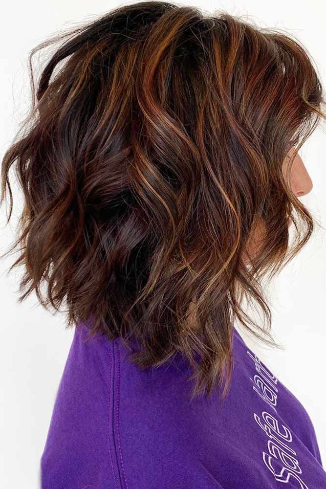 How To Choose The Right Layered Haircuts | Choppy bob hairstyles ...