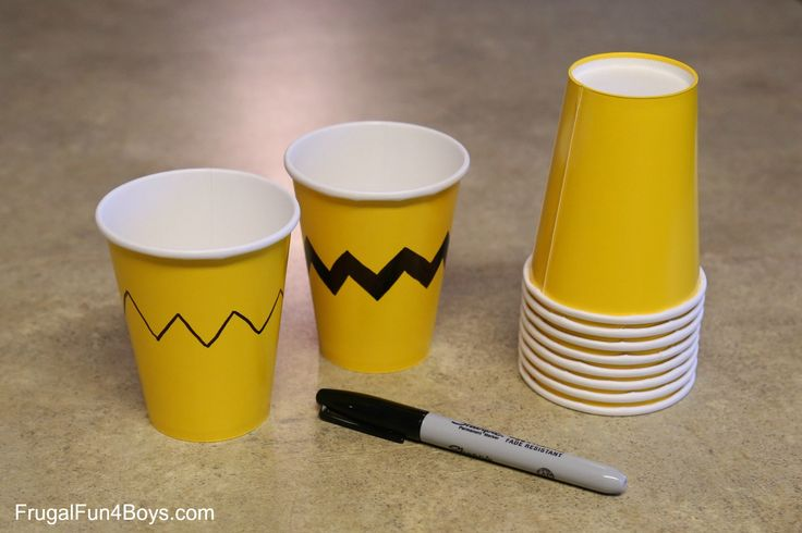 Ideas for a Peanuts Birthday Party