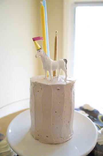 Pony/Horse Cake