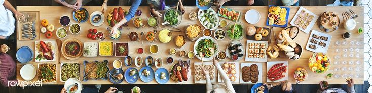 The moveable feast  |  premium image by rawpixel.com