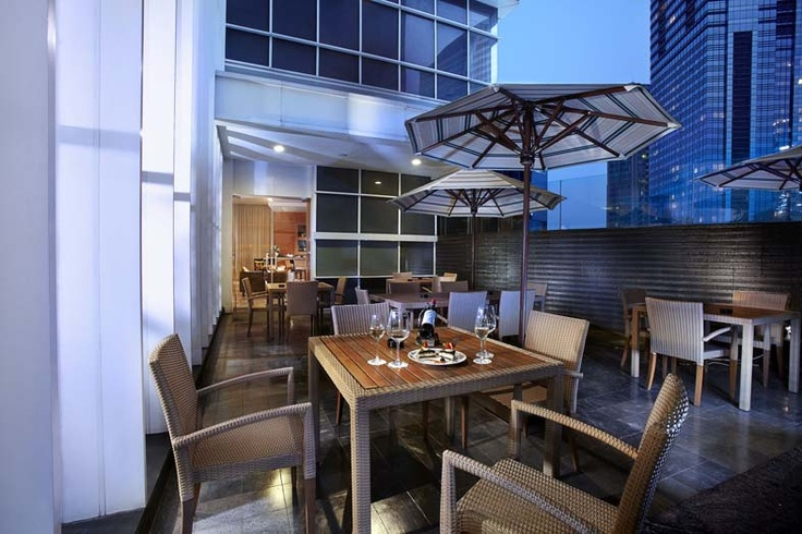 Al Fresco - Oakroom Restaurant & Bar