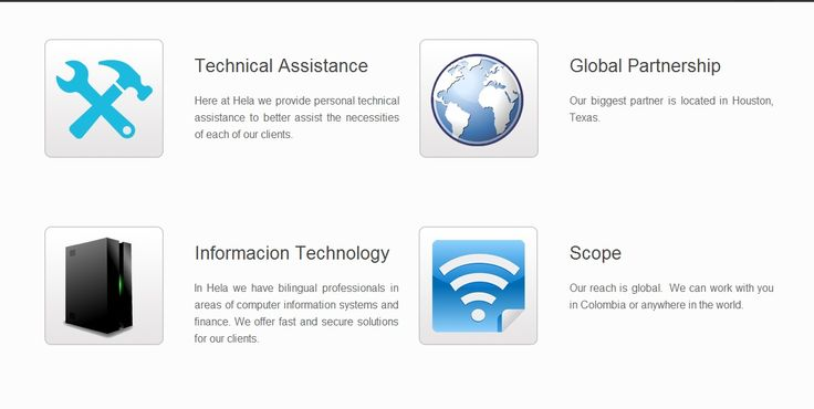 Tecnologia de informacion Medellin http://mylocal-colombia.net/colombia/medellin/antioquia/empresa-de-software/hela-colombia-sas  especialidad: Servicios de tecnología de información. Asesoria financiera. Hela Colombia SAS en Medellín, Antioquia