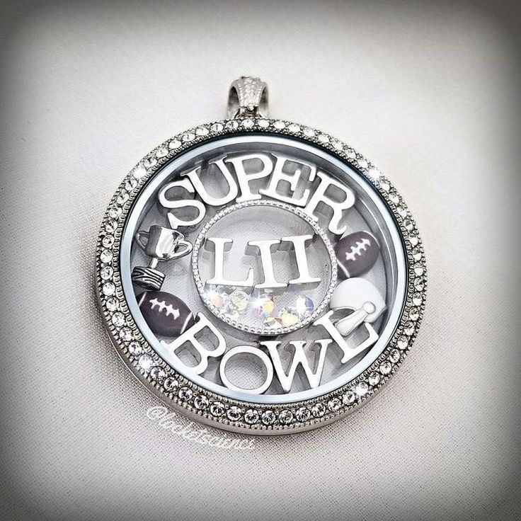 Origami Owl - Superbowl LII who's going to win? 🏈🏆 #football www.charmingsusie.origamiowl.com