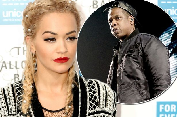 Rita Ora 'is suing Jay Z's Roc Nation', claiming relationship is 'irrevocably damaged' - Mirror Online