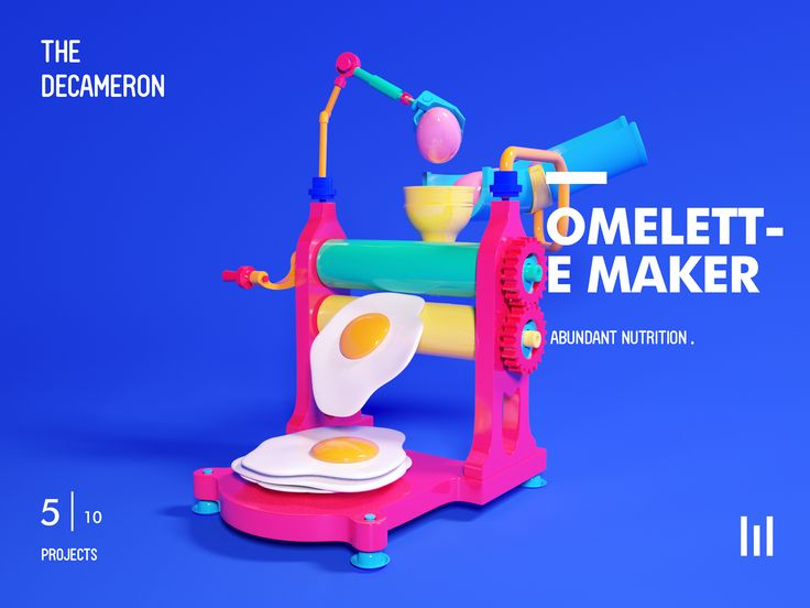 The Decameron on Behance