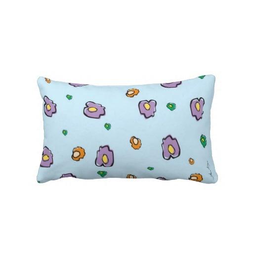 Pillow Flower 01