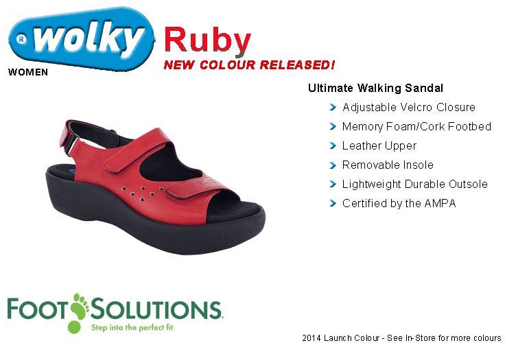 Wolky Ruby - Women // Spring 2014