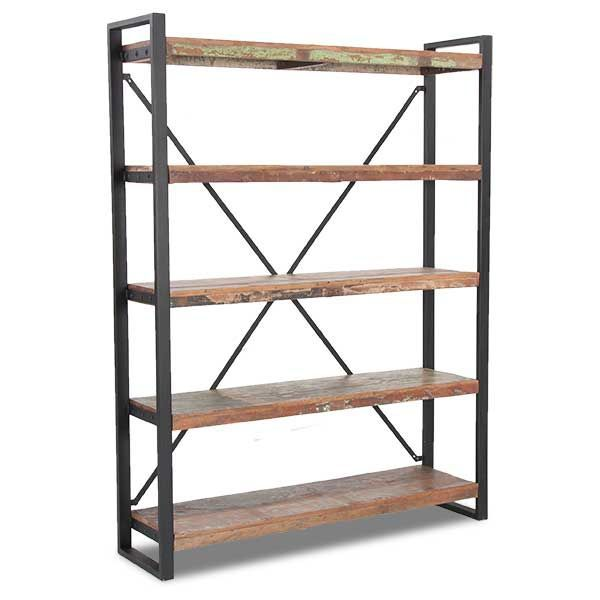 American Furniture Warehouse Bookcases: $415 American Furniture Warehouse Vintage Industrial Shelf