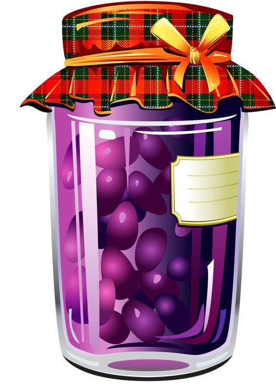 JAR OF FRUIT