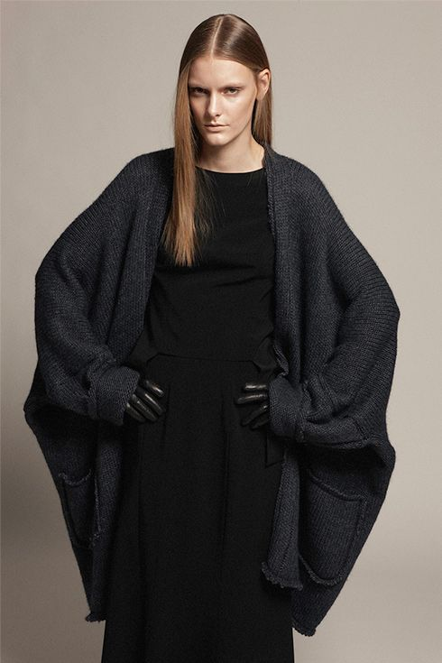 Beautiful knit. Ivan Grundahl