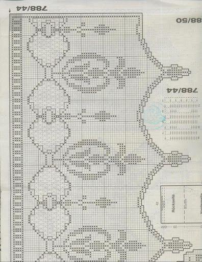 Burda Filet au Crochet - Zosia - Picasa Web Albums