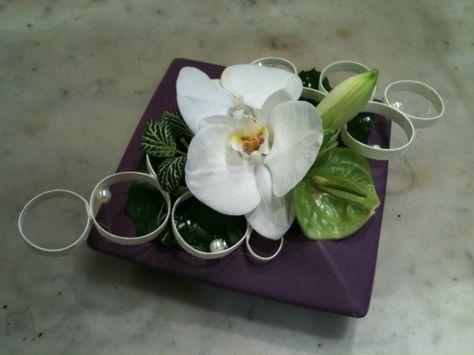 composition florale   Composition florale - Photo de Les compositions florales - 25 place ...