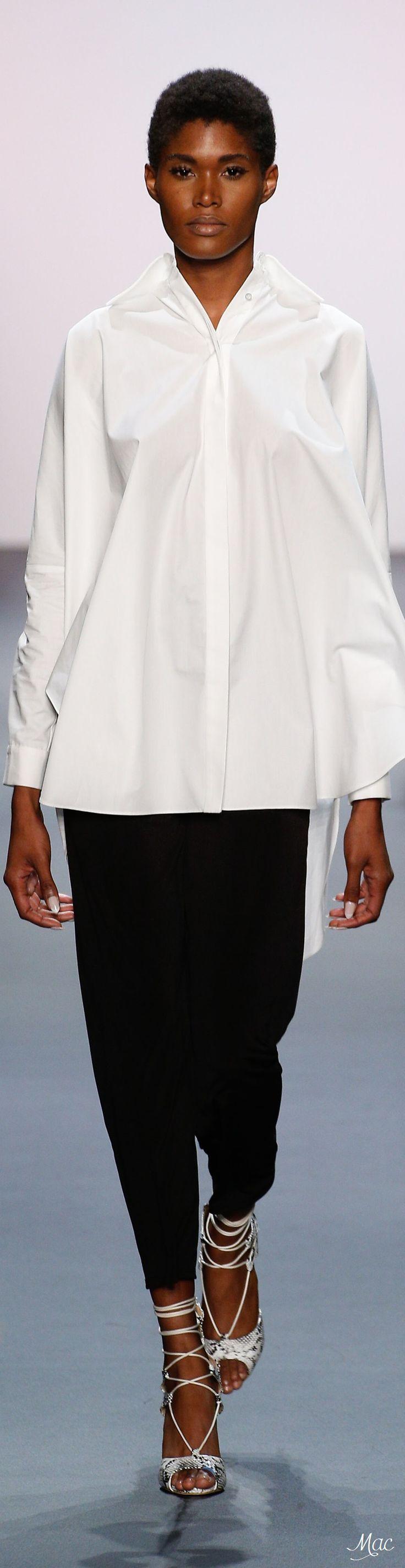 Spring 2017 Ready-to-Wear Francesca Liberatore