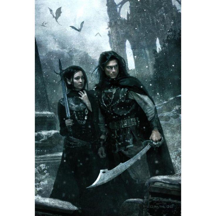 "Gefällt 44 Mal, 3 Kommentare - Chris McGrath (@cmcgrath72) auf Instagram: ""Midwinter #fantasy #elves #elf #magic #magical #epic #hero #fighter #kingdom #swords #fantasyart…"""