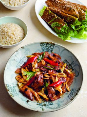 Twice-Cooked Pork from Every Grain of Rice: Simple Chinese Home Cooking by Fuchsia Dunlop