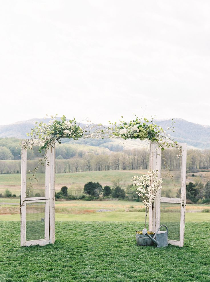 View entire slideshow: 7 Farm Wedding Details We Love on http://www.stylemepretty.com/collection/1742/