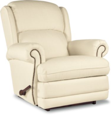 Kirkwood Reclina Rocker. Rocker Recliner ChairLeather ...