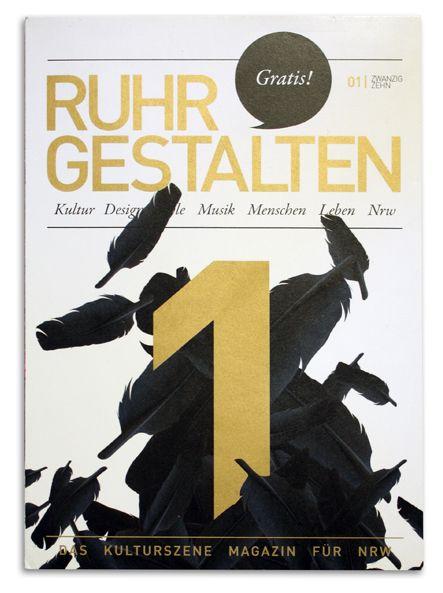 Ruhr gestalten