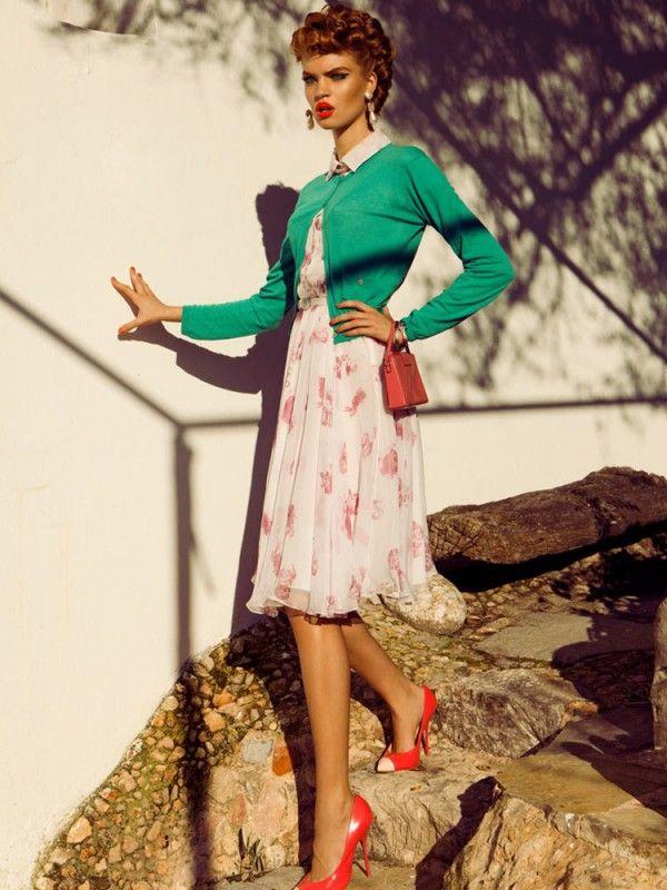 124 best vintage fashion images on pinterest lace mori for Julian alexander wedding dresses