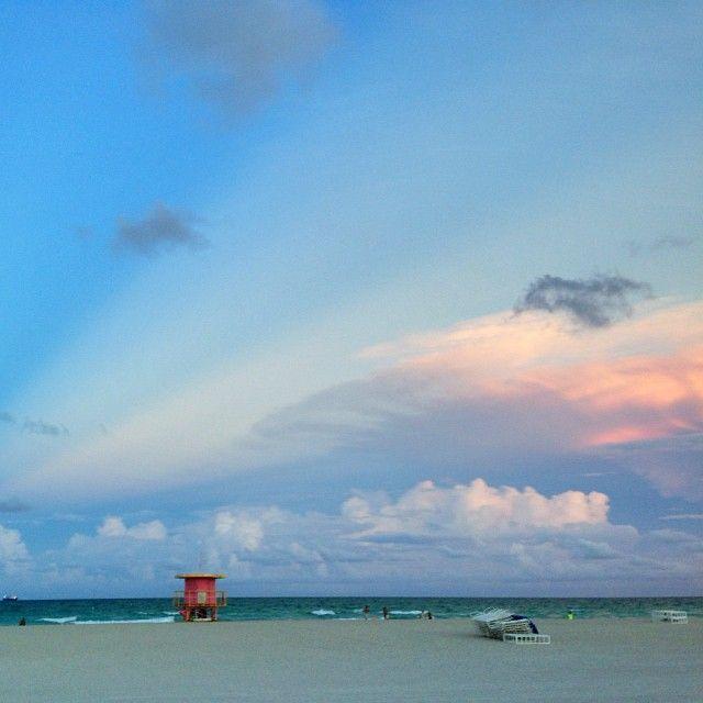 City of Miami Beach in Florida