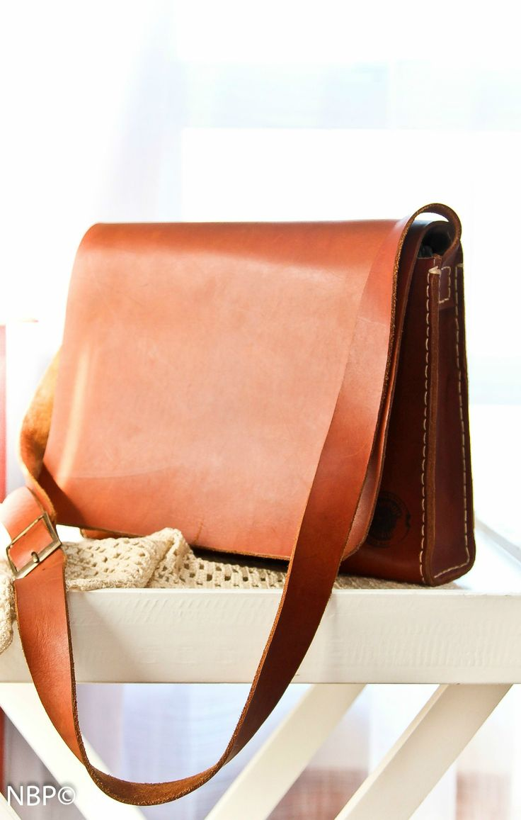 The Langenhoven. Genuine Leather Bag @Eden&Co Quality Leather Goods.   Handmade. Authentic. Durable