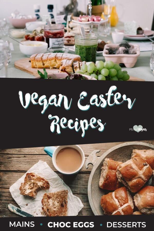 The Best Vegan Easter Recipes In 2020 Vegan Dinner Recipes Easy Vegan Easter Recipes Vegan Lunch Recipes